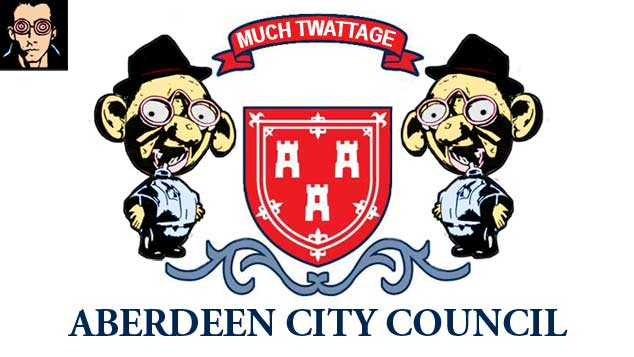 Aberdeen City Council: The Nation's Hindquarters
