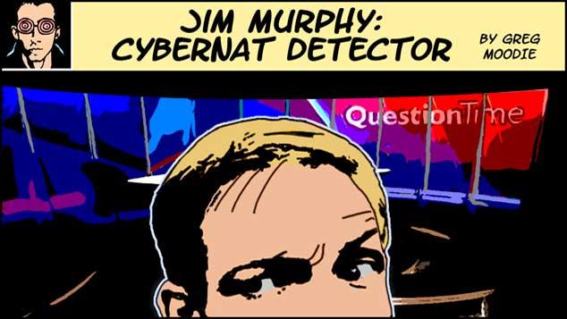 Jim Murphy: Cybernat Detector