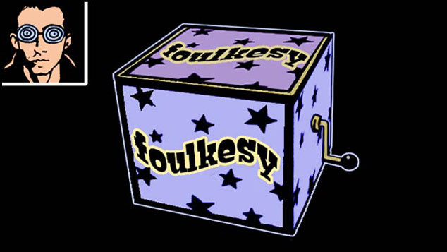 Lord Foulkes In A Box