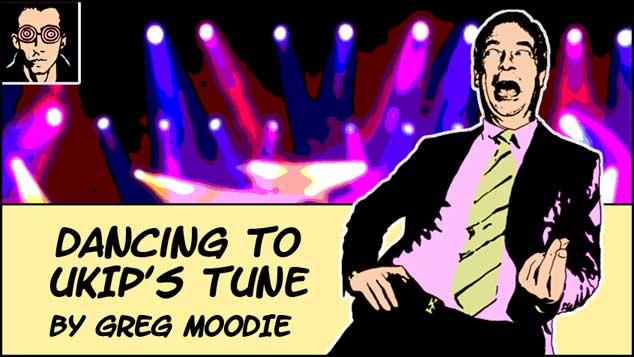 Dancing To UKIP's Tune