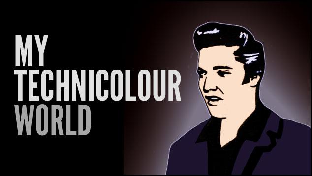 My Technicolour World