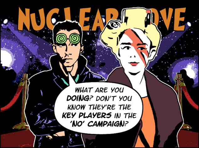 Nuclear Love: The Premiere