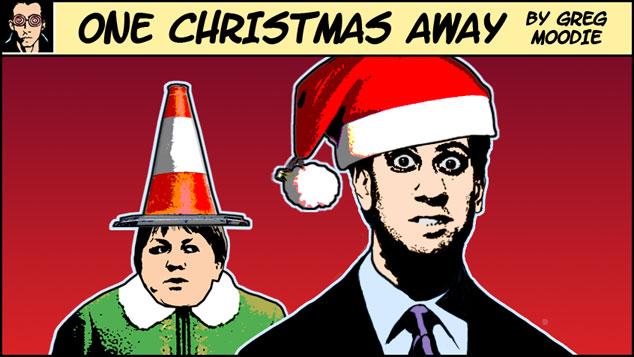 One Christmas Away