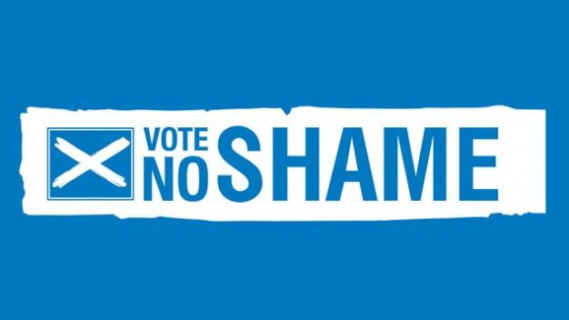 Vote no shame