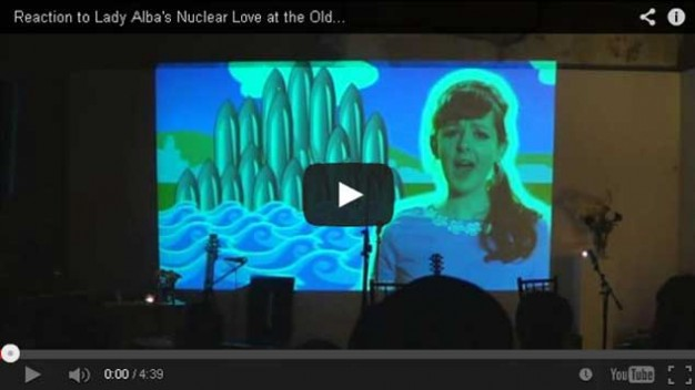 Introducing Lady Alba's Nuclear Love
