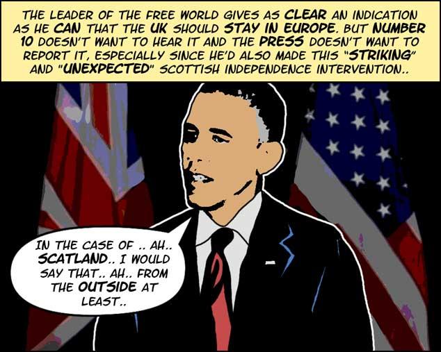 The Free World And Scotland