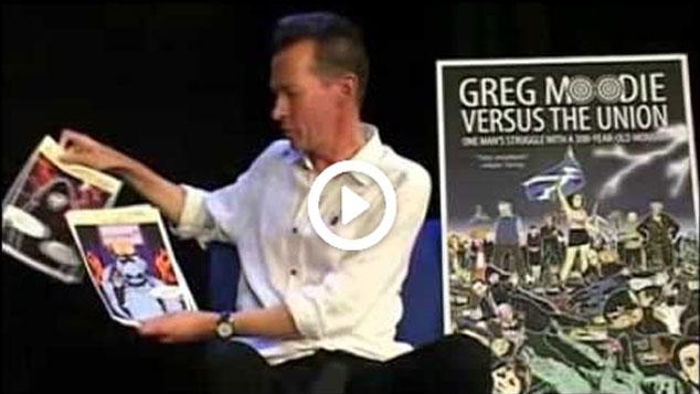 Referendum TV interview