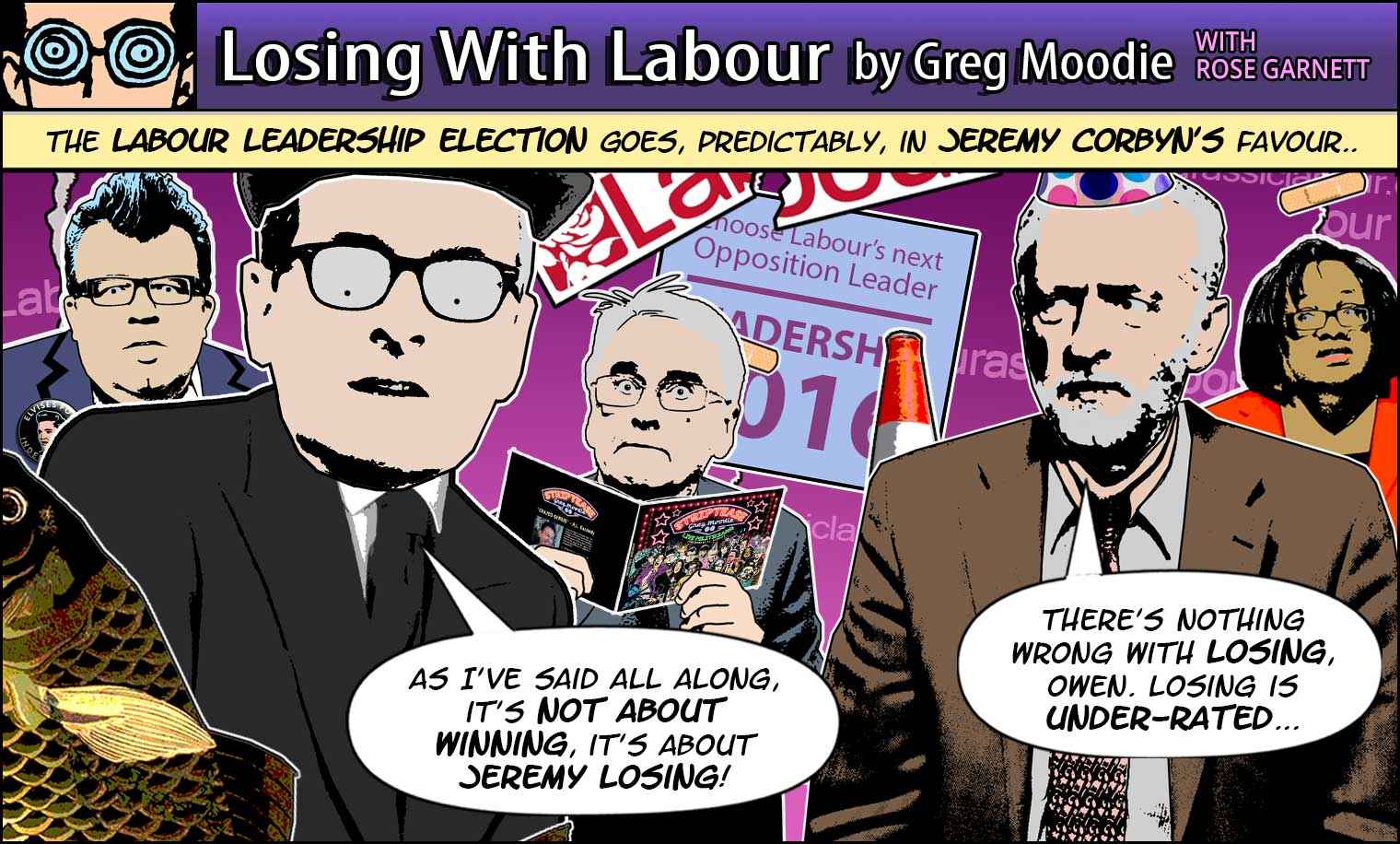 Losing With Labour