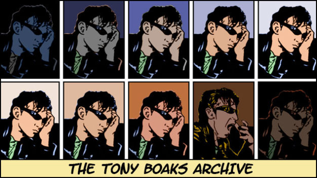 The Tony Boaks Archive