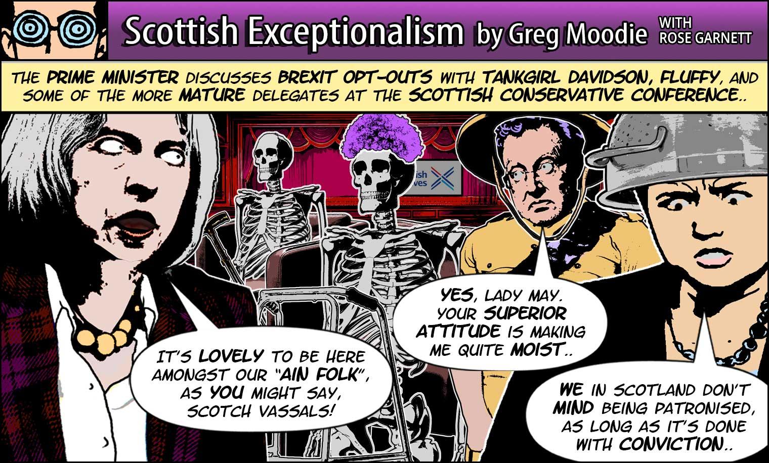 Scottish Exceptionalism
