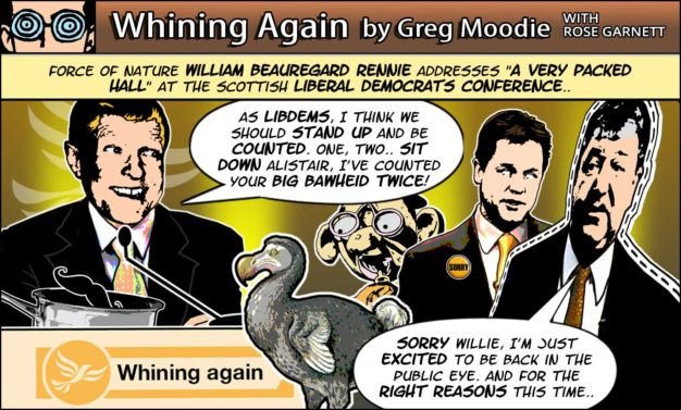 Whining Again
