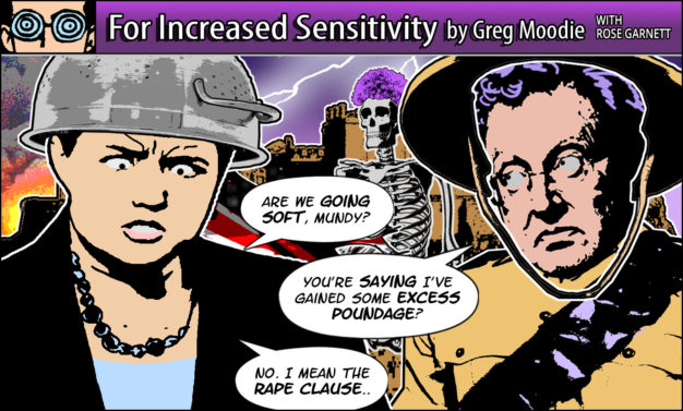 For Increased Sensitivity