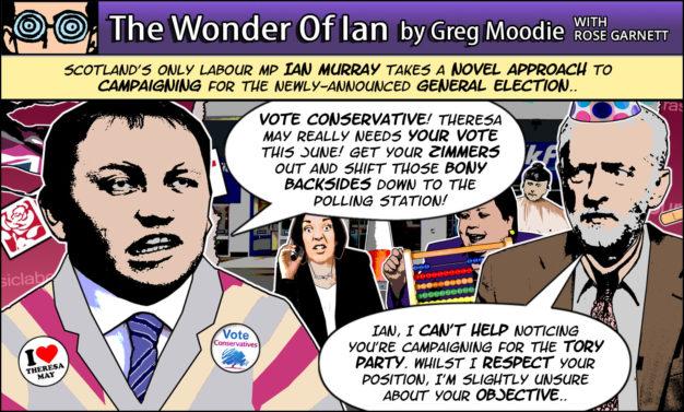 The Wonder Of Ian