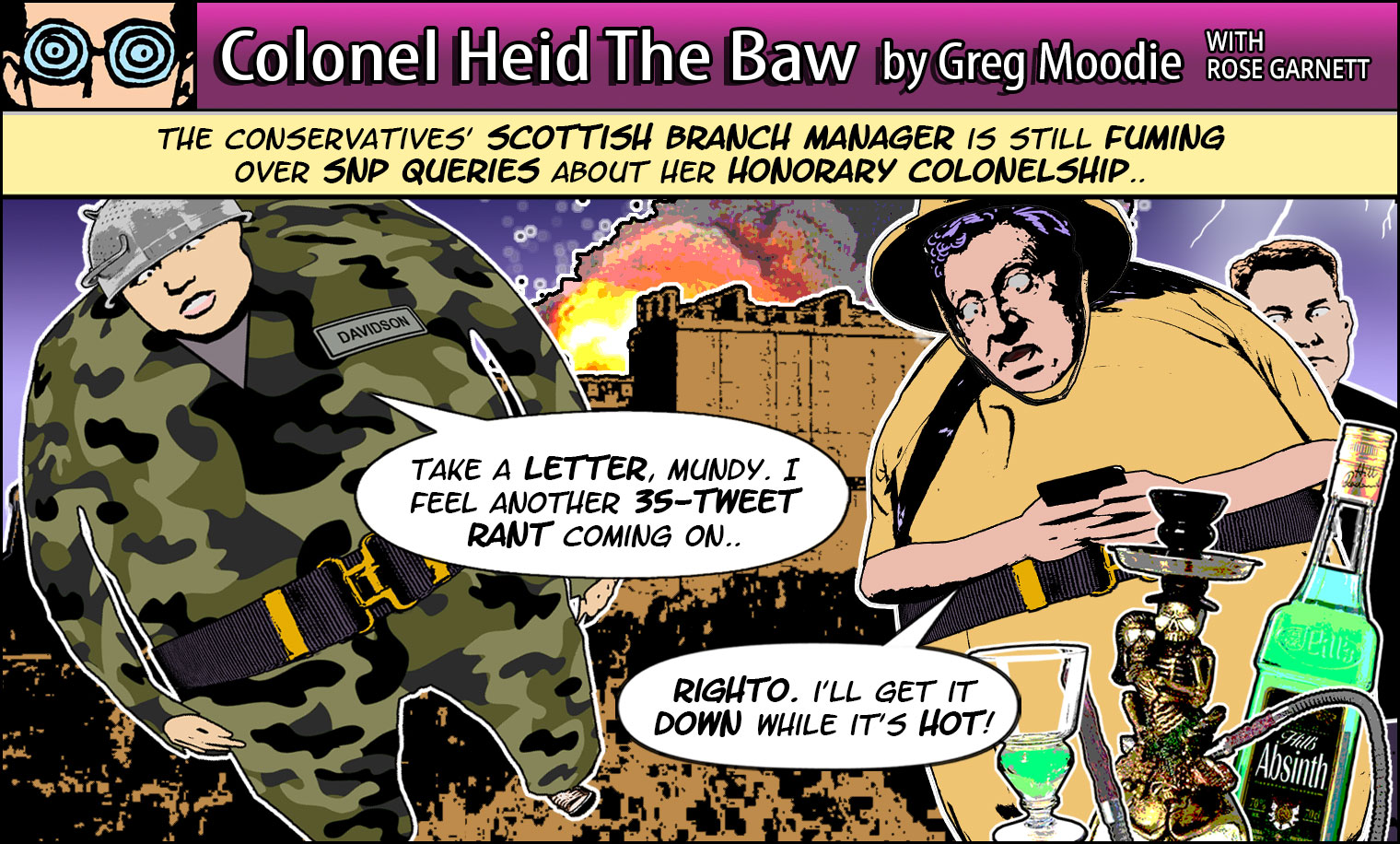 Colonel Heid The Baw