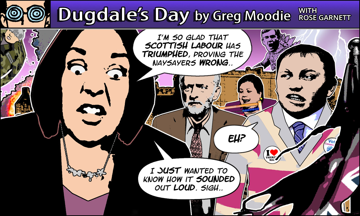 Dugdale's Day