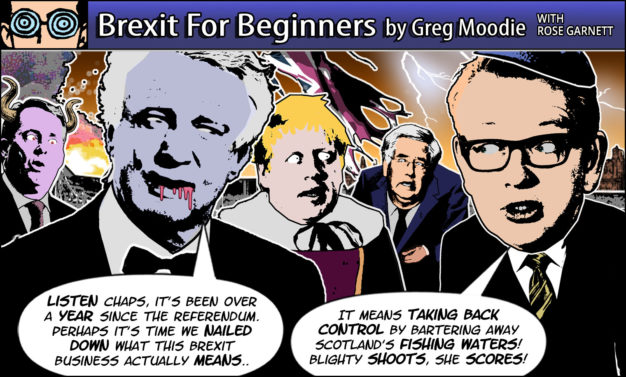 Brexit For Beginners