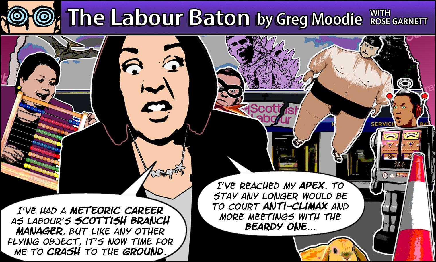 The Labour Baton