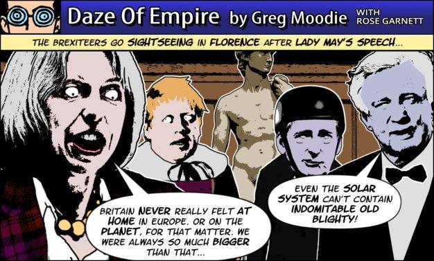 Daze Of Empire