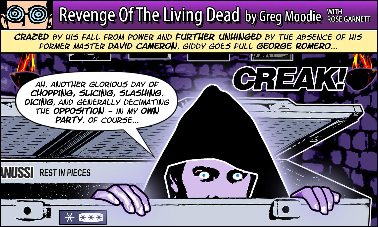 Revenge Of The Living Dead