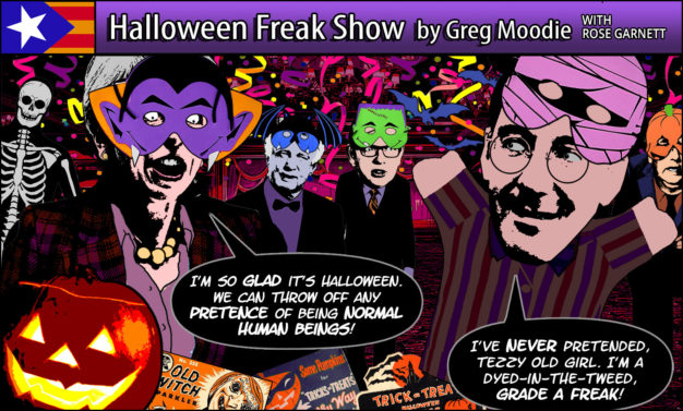 Halloween Freak Show