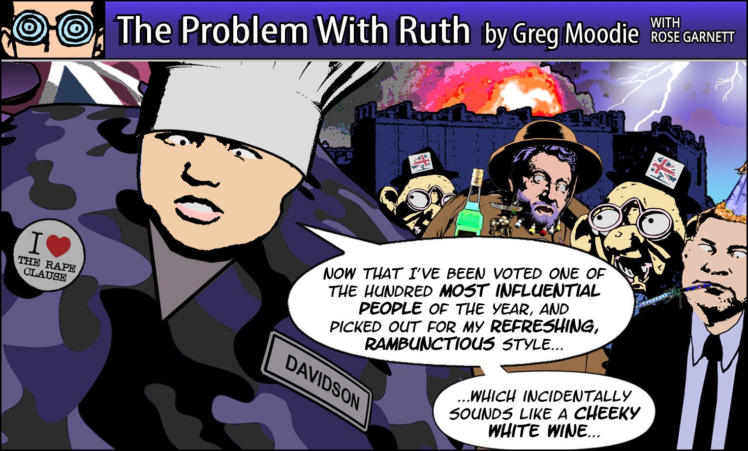 The Problem With Ruth