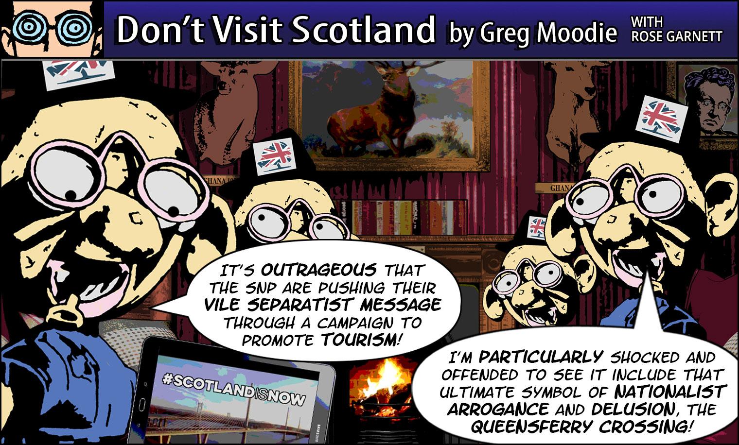 Don't Visit Scotland