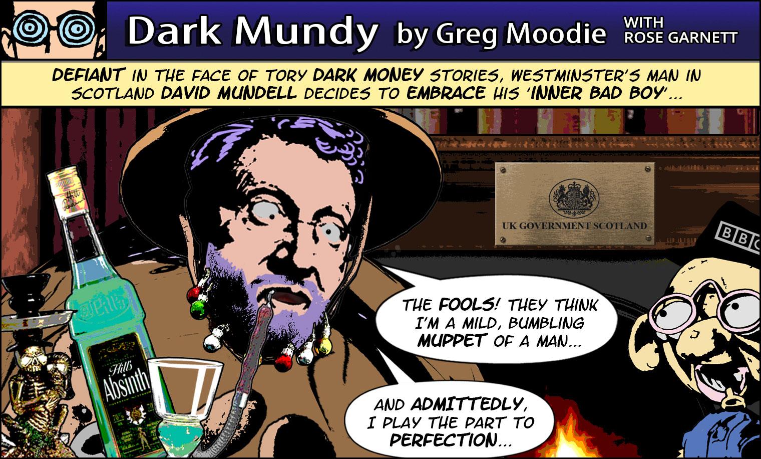 Dark Mundy