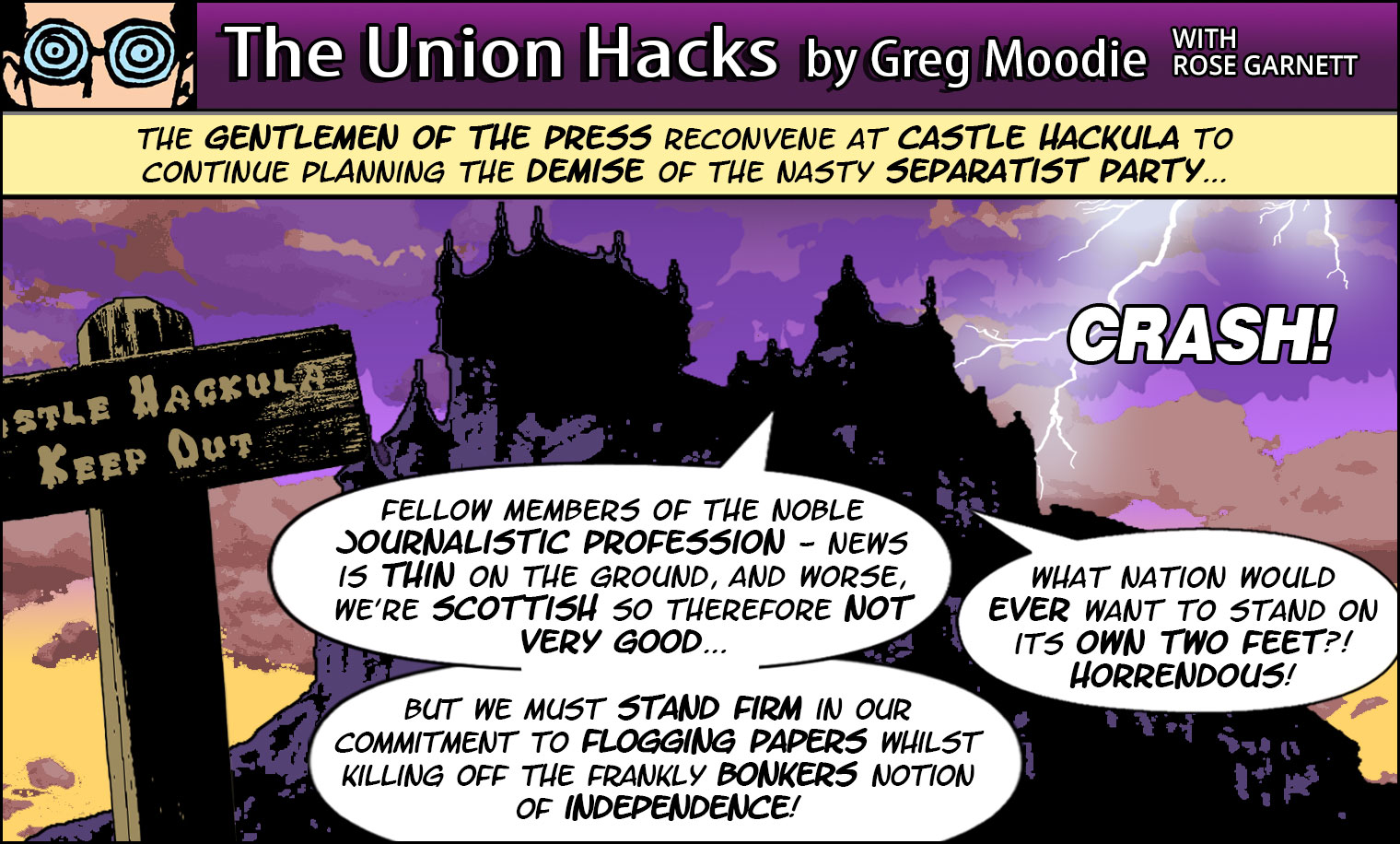 The Union Hacks