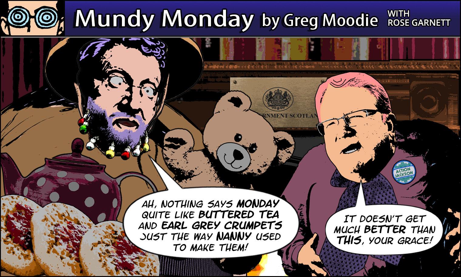 Mundy Monday