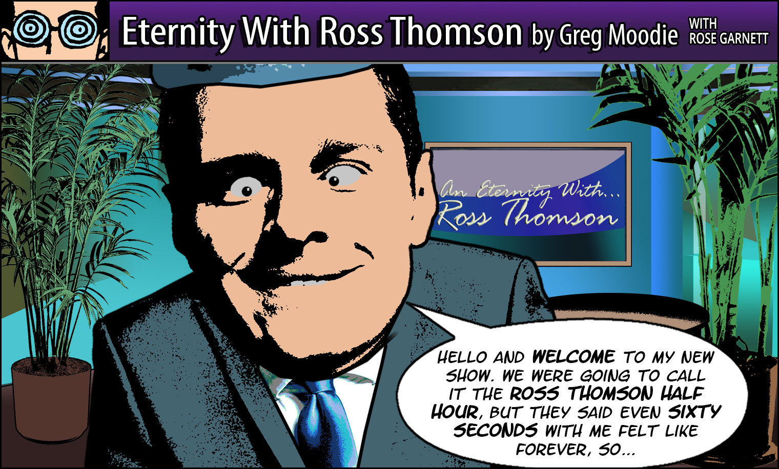 Eternity With Ross Thomson