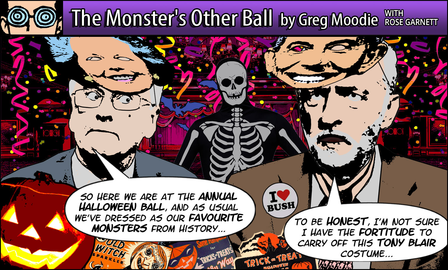 The Monster's Other Ball