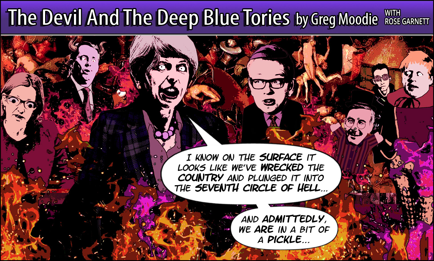 The Devil And The Deep Blue Tories
