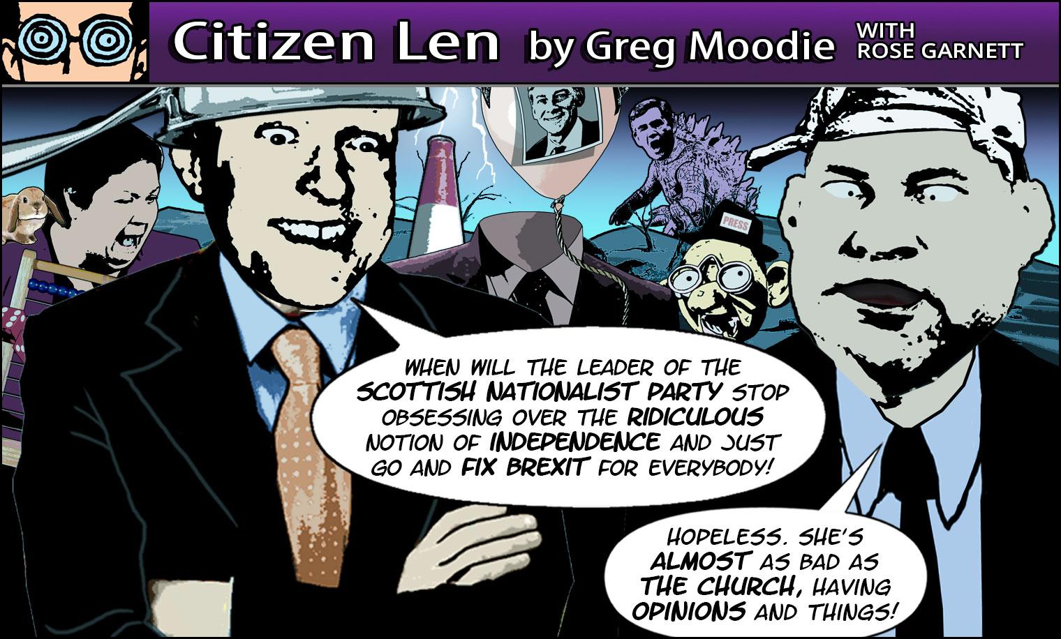 Citizen Len