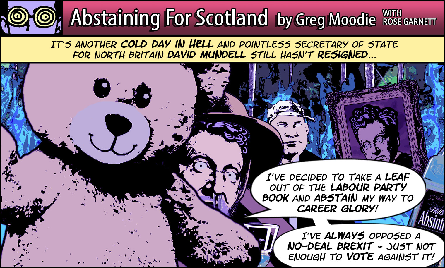 Abstaining For Scotland