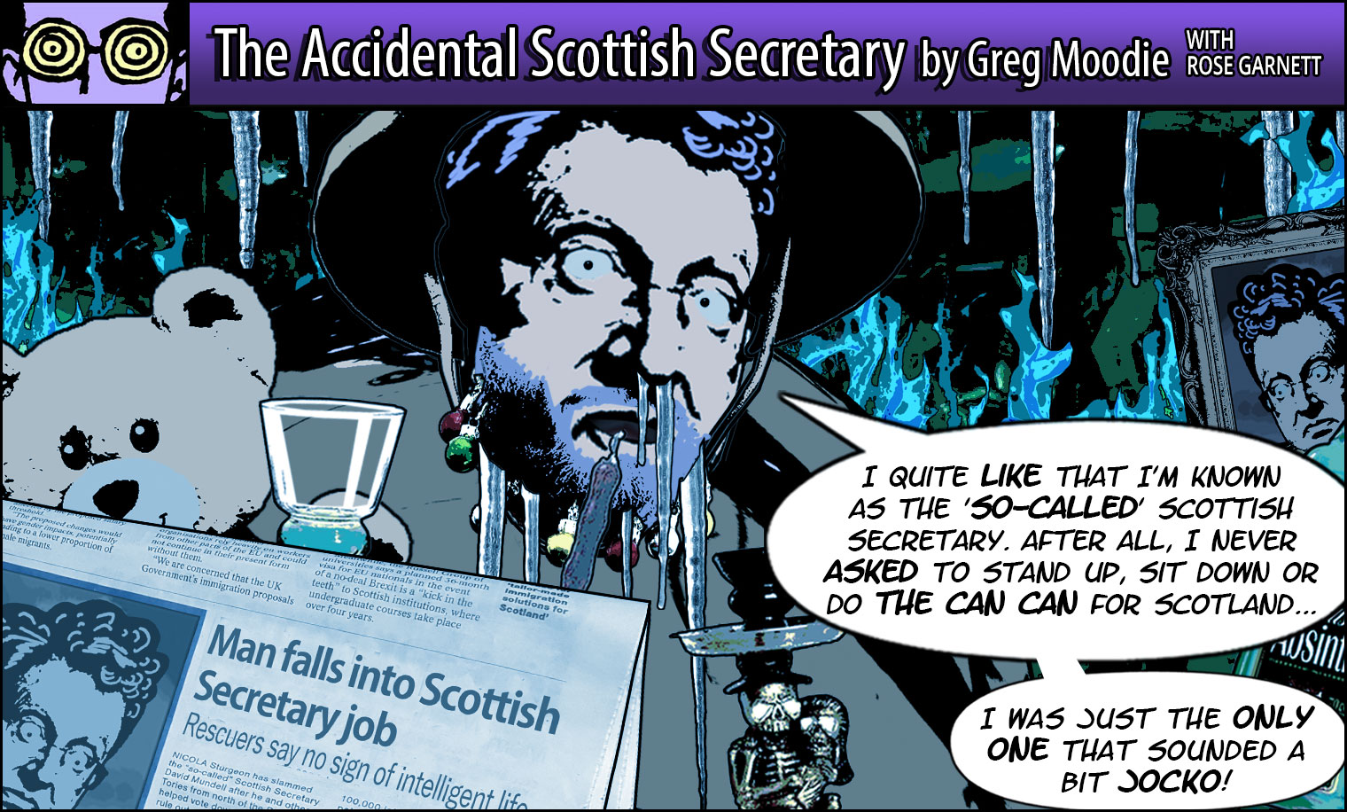 The Accidental Scottish Secretary