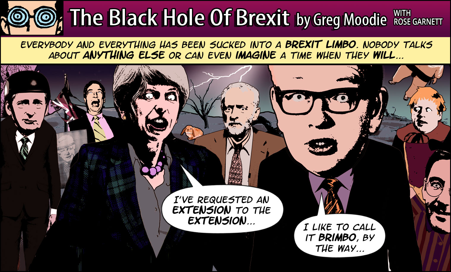The Black Hole Of Brexit