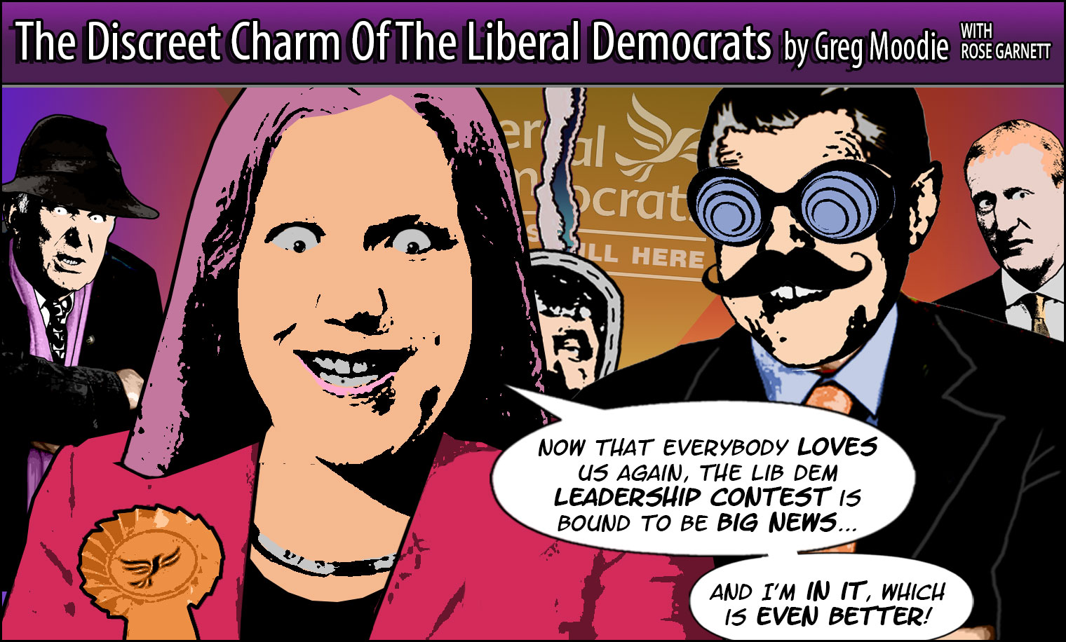 The Discreet Charm Of The Liberal Democrats