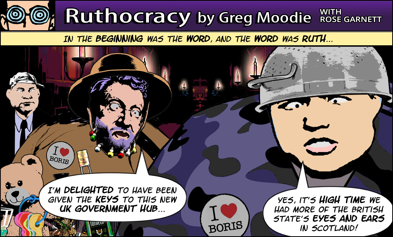 Ruthocracy