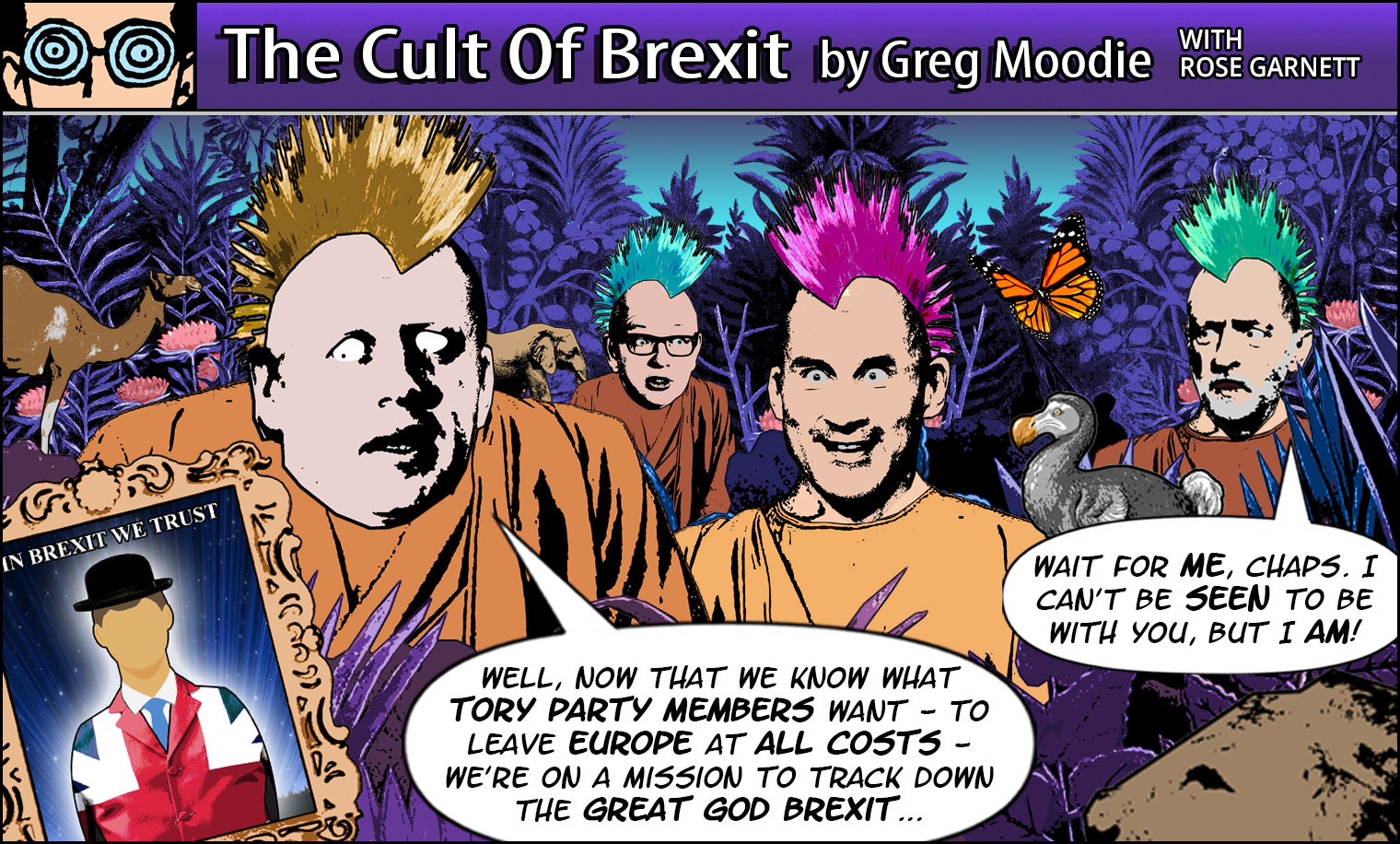 The Cult Of Brexit