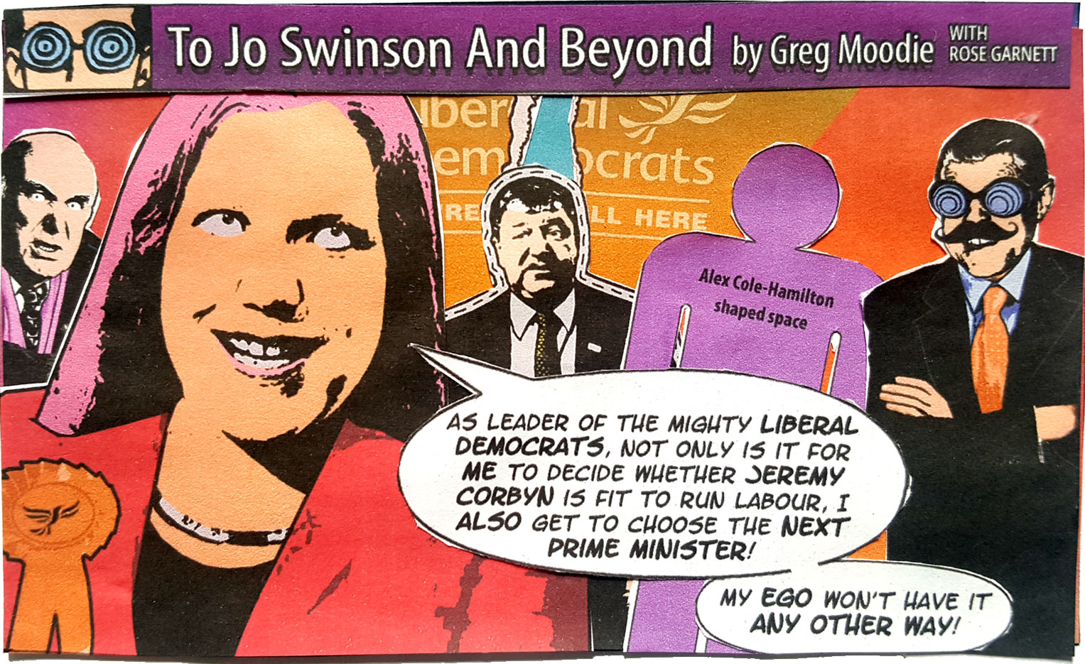 To Jo Swinson And Beyond