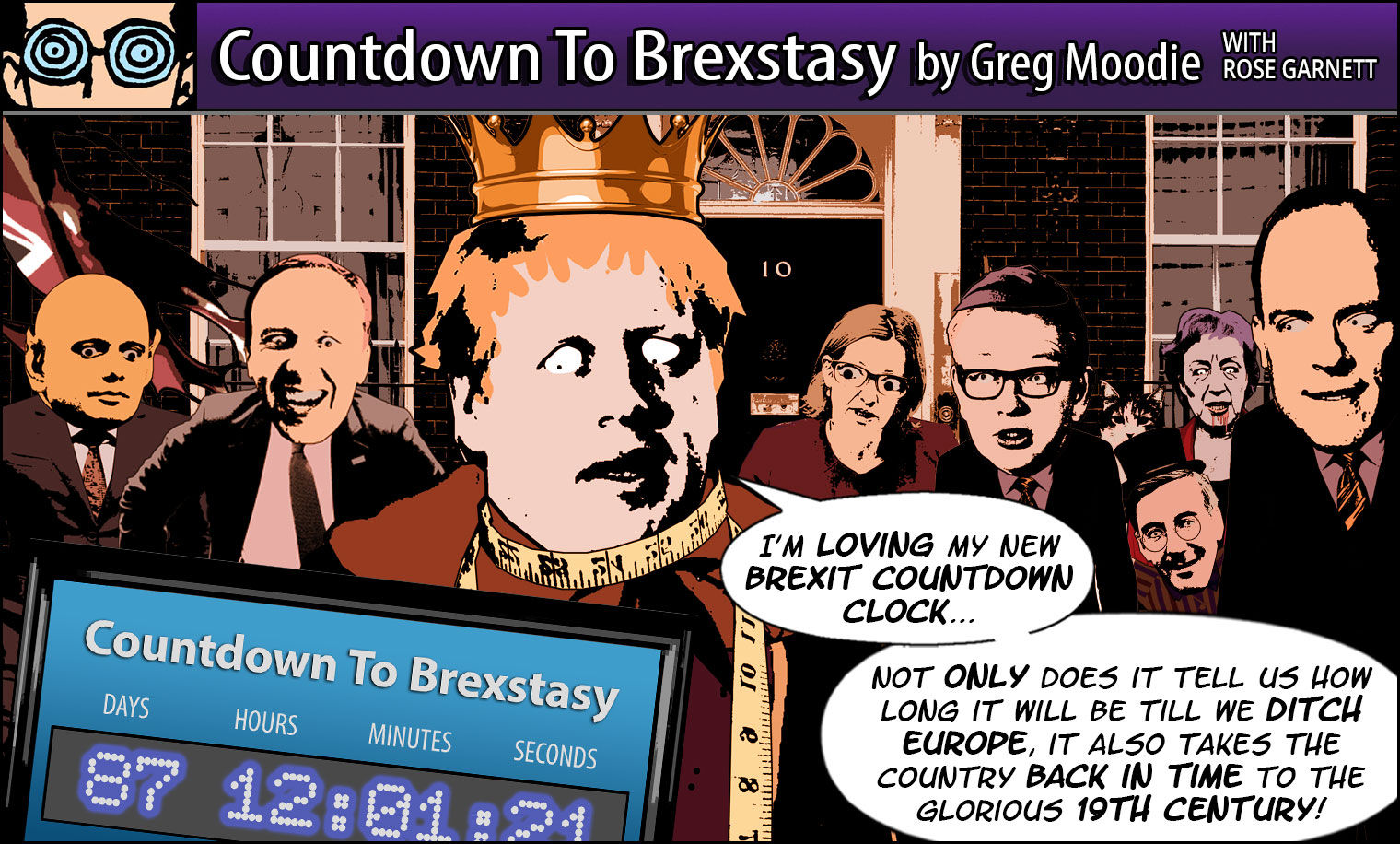 Countdown To Brexstasy