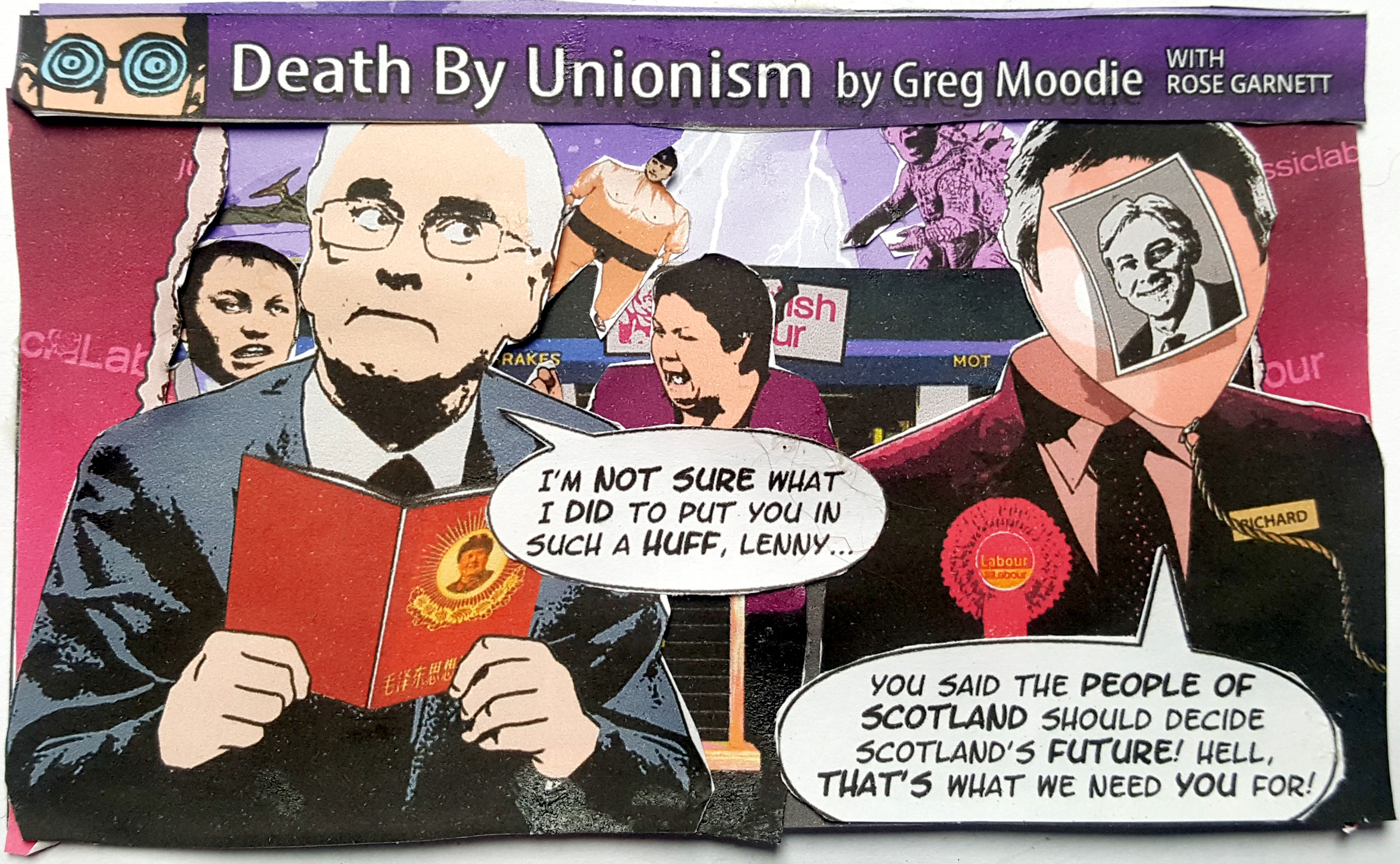 Death By Unionism