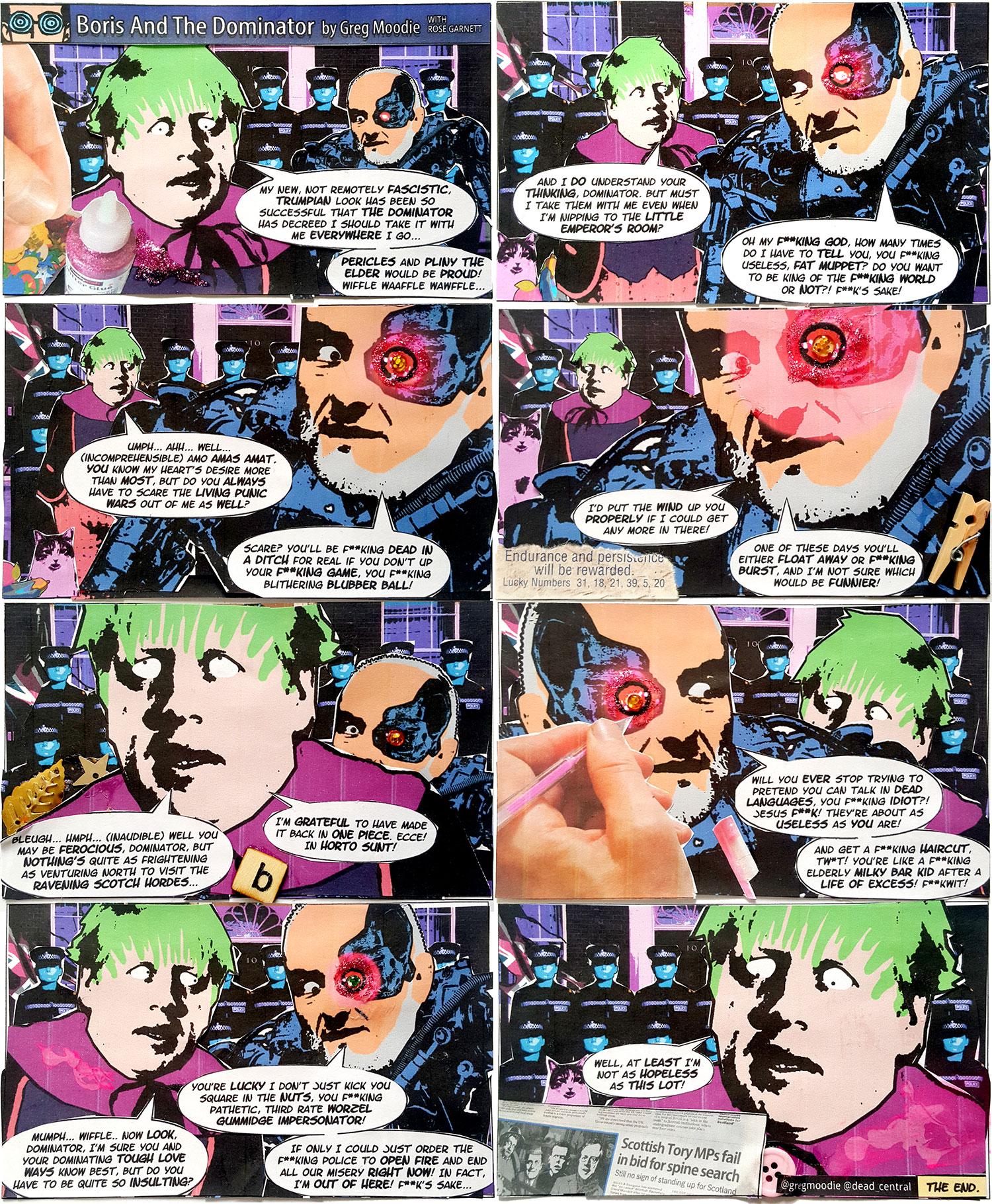 Boris And The Dominator