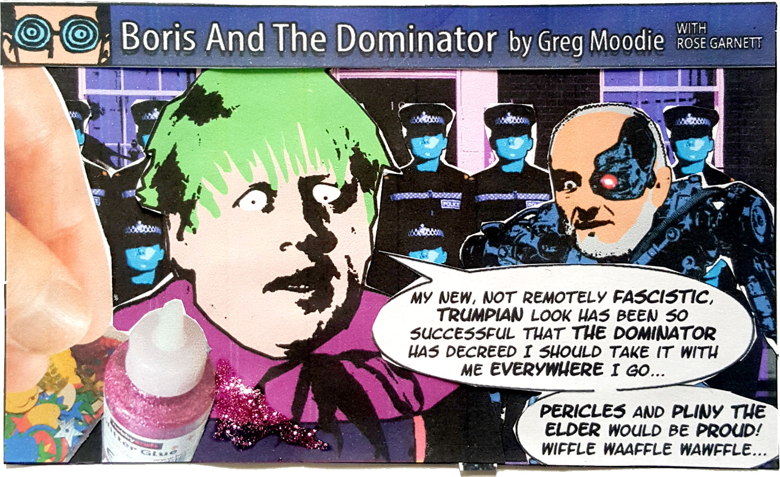 Boris And The Dominator