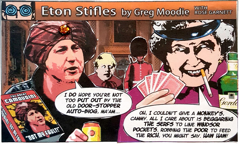 Eton Stifles