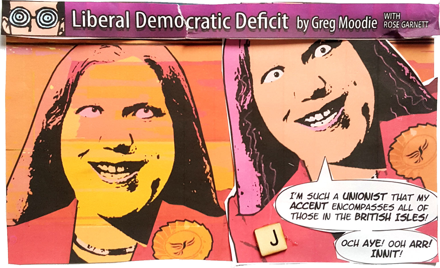 Liberal Democratic Deficit