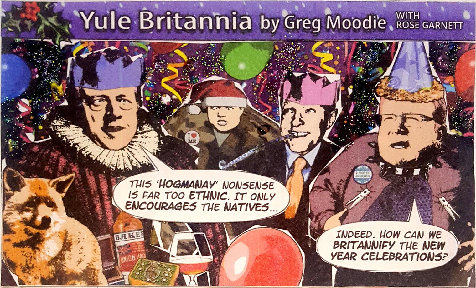 Yule Britannia