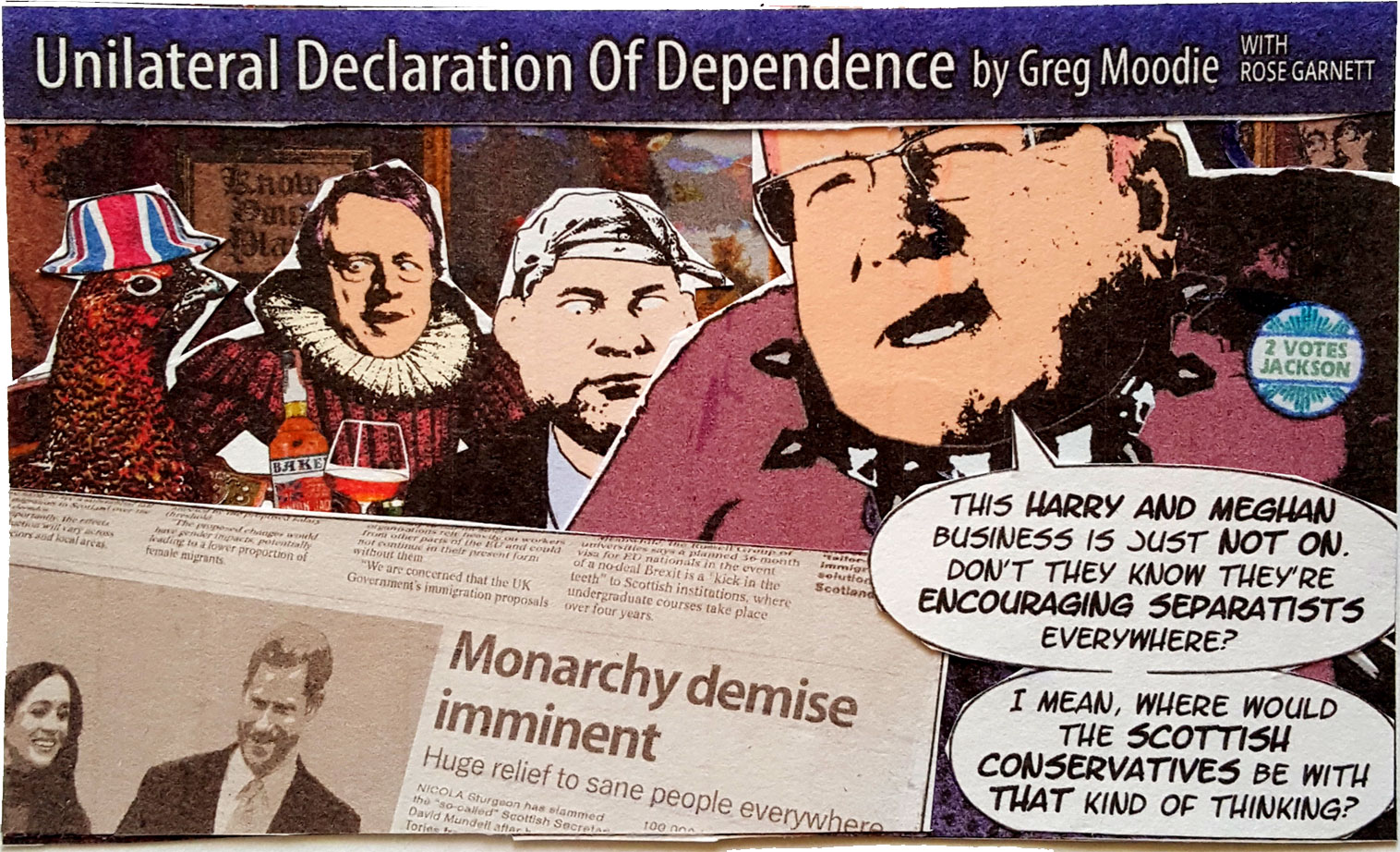 Unilateral Declaration Of Dependence