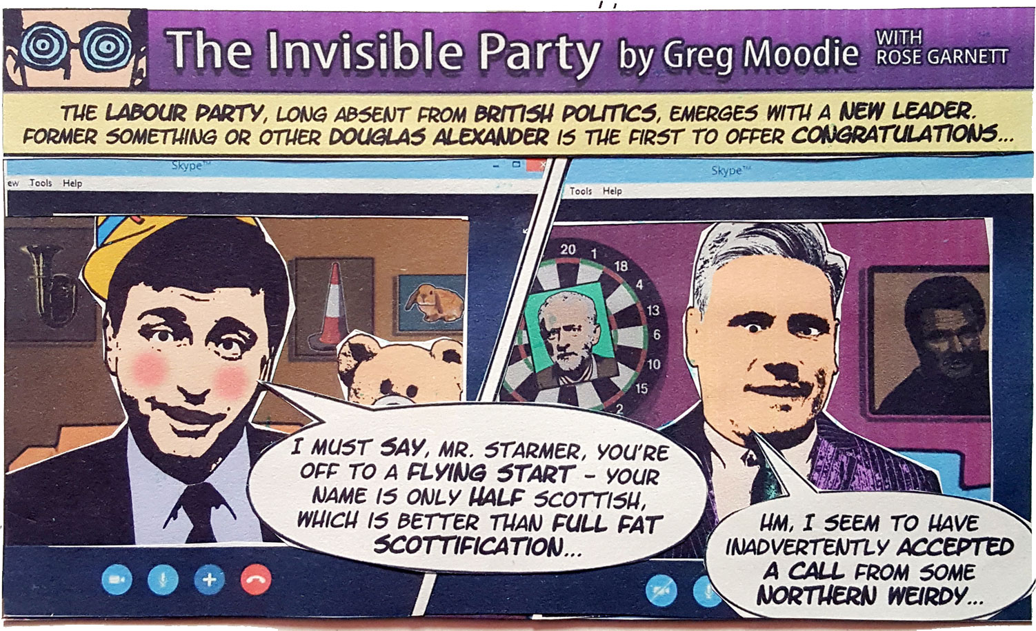 The Invisible Party