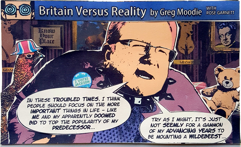 Britain Versus Reality